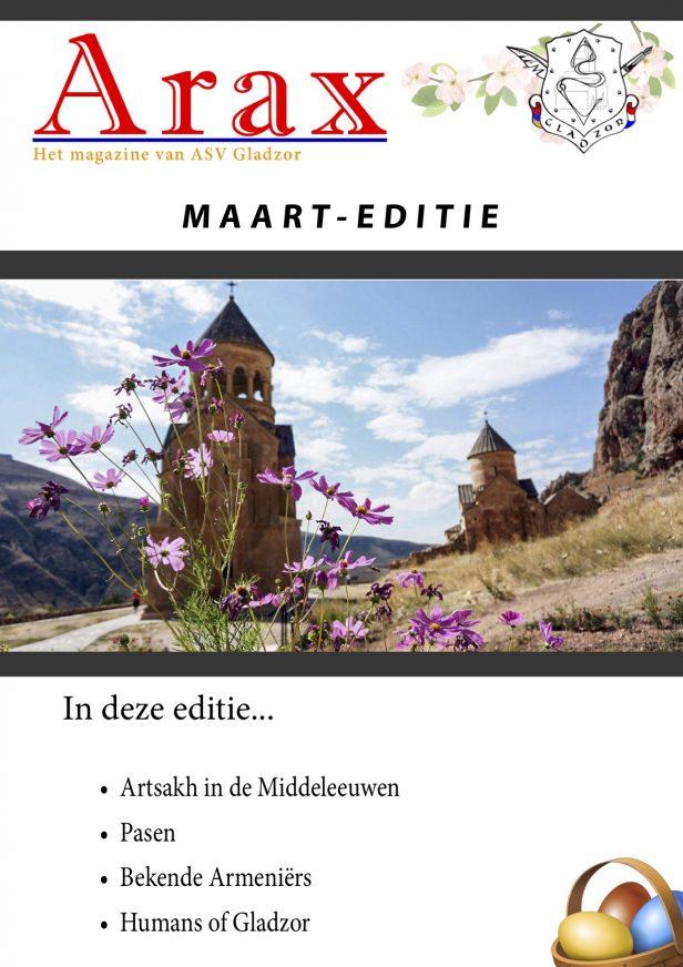 Arax Maart Editie
