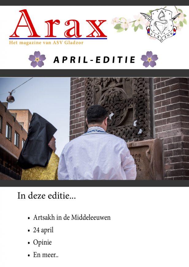 Arax April Editie