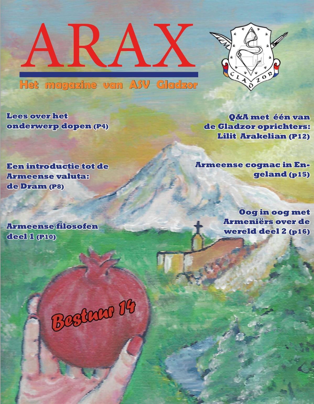 Arax Mei Editie 2020